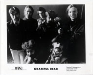Grateful Dead Promo Print