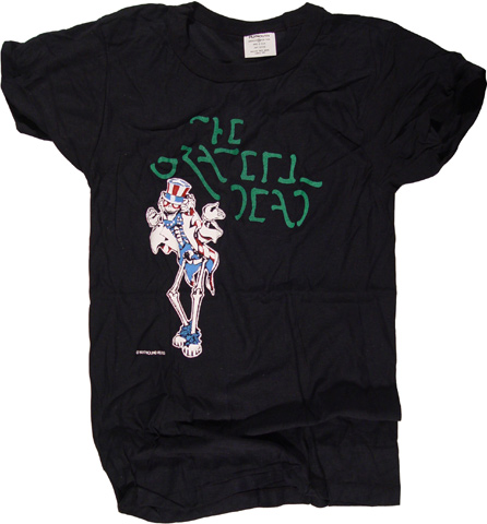 Grateful Dead Women's Vintage T-Shirt