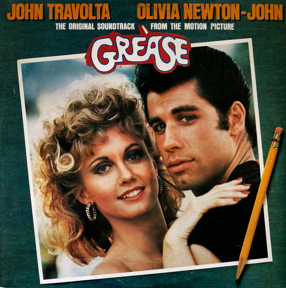 "Grease Vinyl 12"" (Used)"