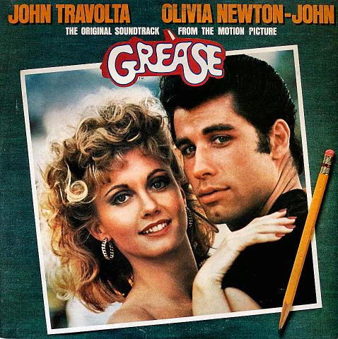 """Grease Vinyl 12"""" (Used)"""