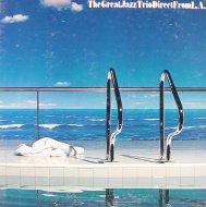 """Great Jazz Trio Vinyl 12"""" (Used)"""
