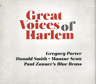 Great Voices Of Harlem CD