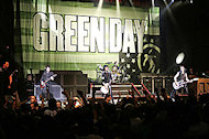 Green Day Fine Art Print