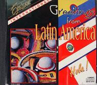 Greetings From Latin America CD