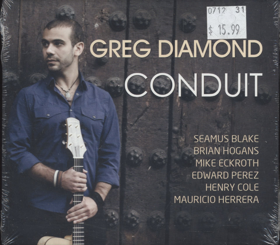 Greg Diamond CD