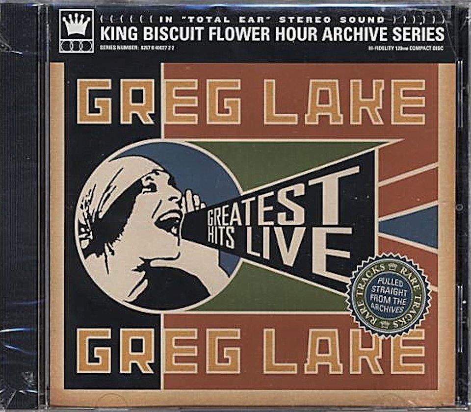 Greg Lake CD