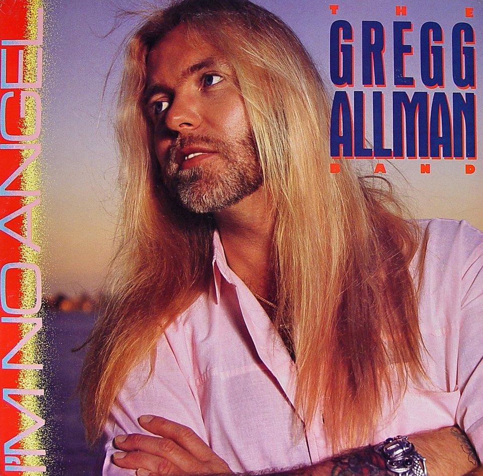 "Gregg Allman Band Vinyl 12"" (Used)"