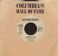 """Gregg Allman Vinyl 7"""" (Used)"""