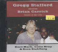 Gregg Stafford CD