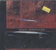 Gregorio / Giallorenzo Duo CD