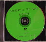 Gregory & The Hawk CD