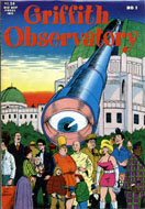 Griffith Observatory Comic Book
