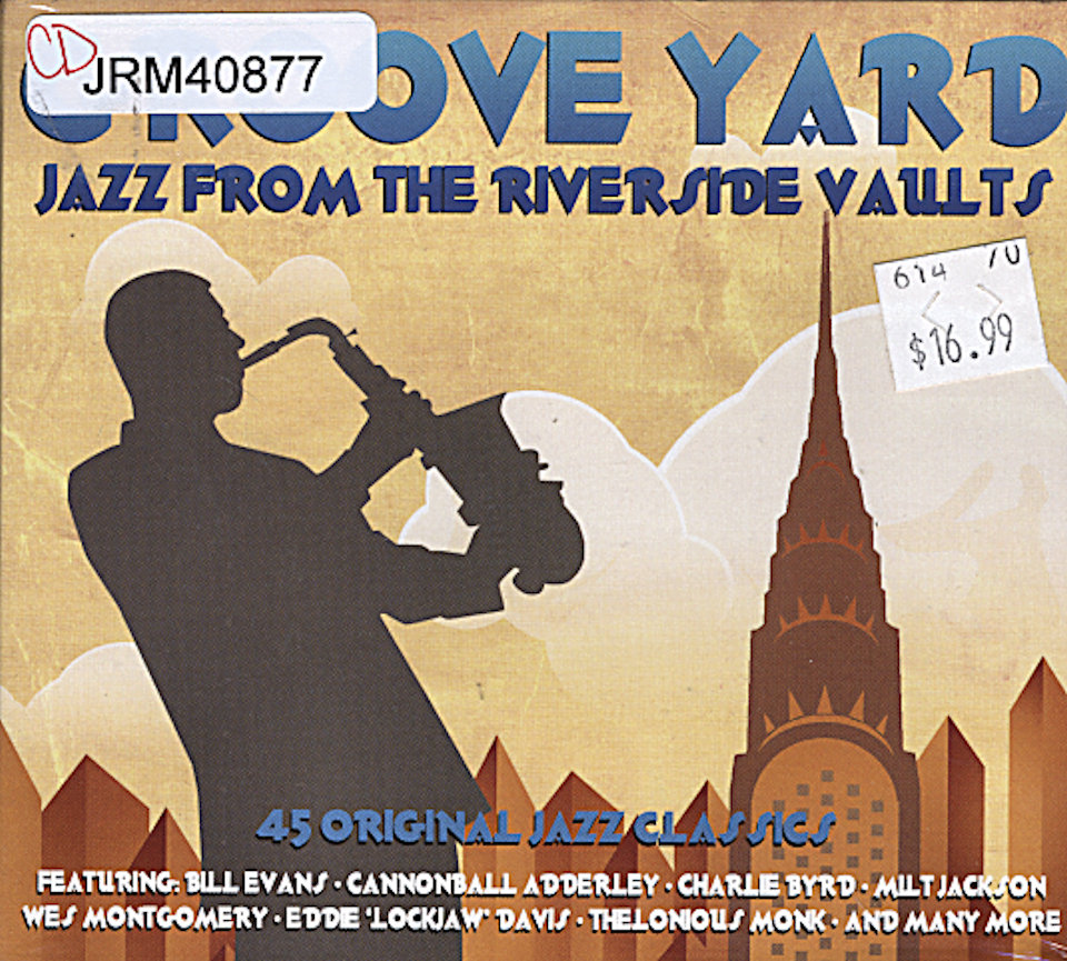 Groove Yard: Jazz From the Riverside Vaults CD