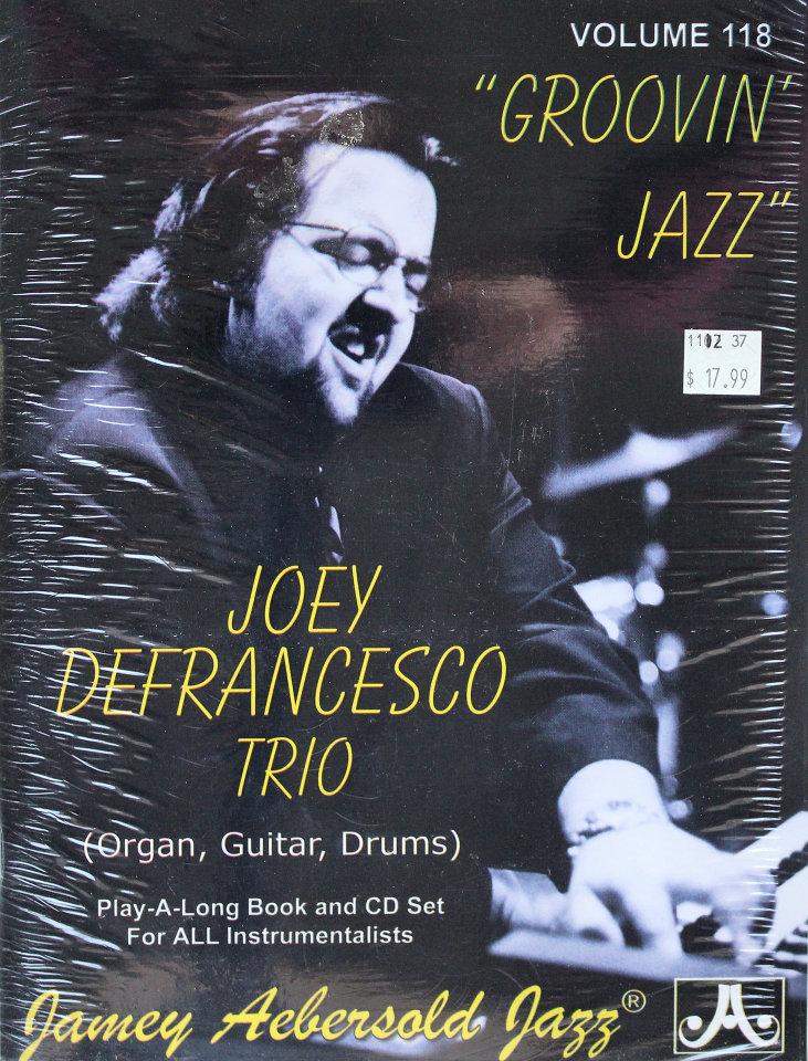 Groovin' Jazz Volume 118