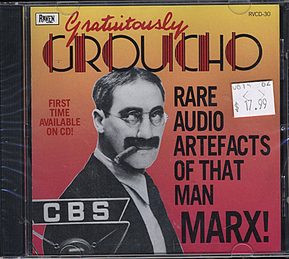 Groucho Marx CD