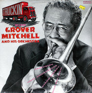 "Grover Mitchell And His Orchestra Vinyl 12"" (New)"