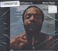 Grover Washington Jr. CD