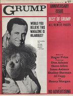 Grump Anniversary Issue Magazine