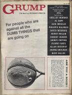 Grump Magazine May 1965 Magazine