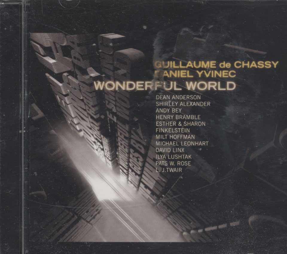 Guillaume de Chassy / Daniel Yvinec CD