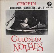 "Guiomar Novaes Vinyl 12"" (Used)"