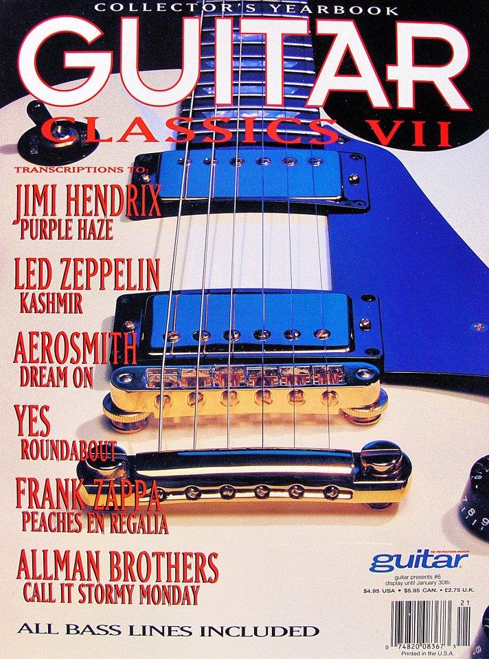 Guitar Classics No. 7