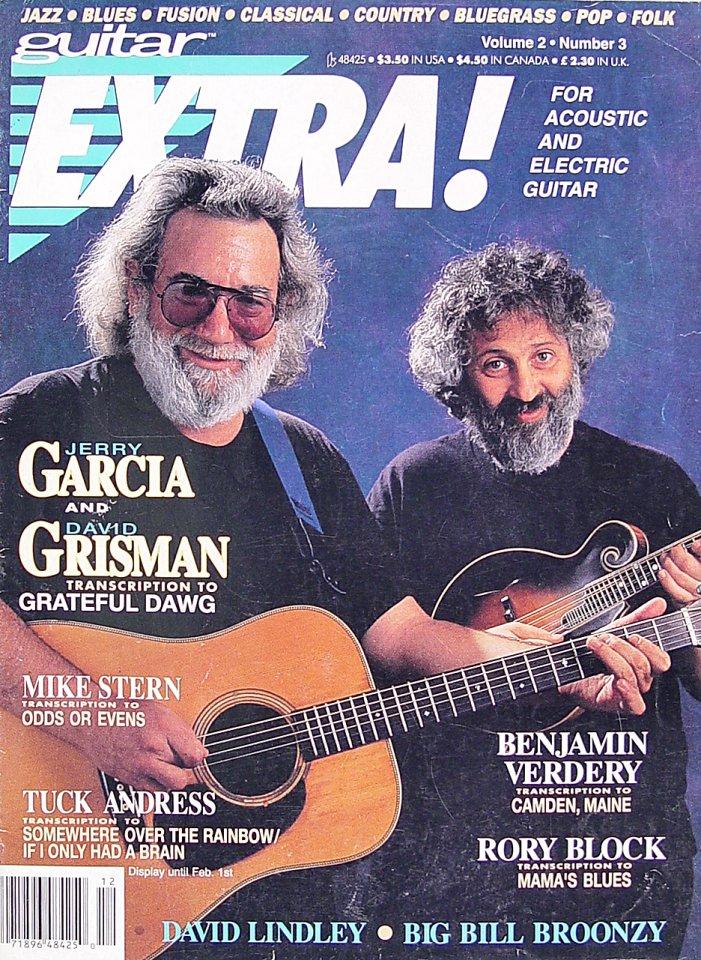 Guitar Extra Vol. 2 No. 3