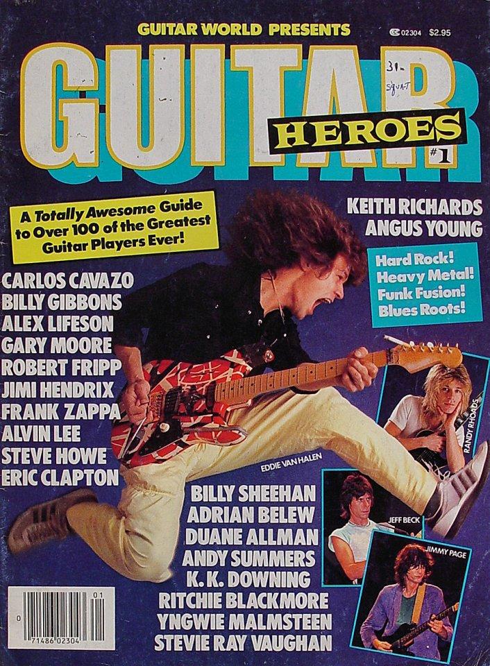 Guitar Heroes No. 1