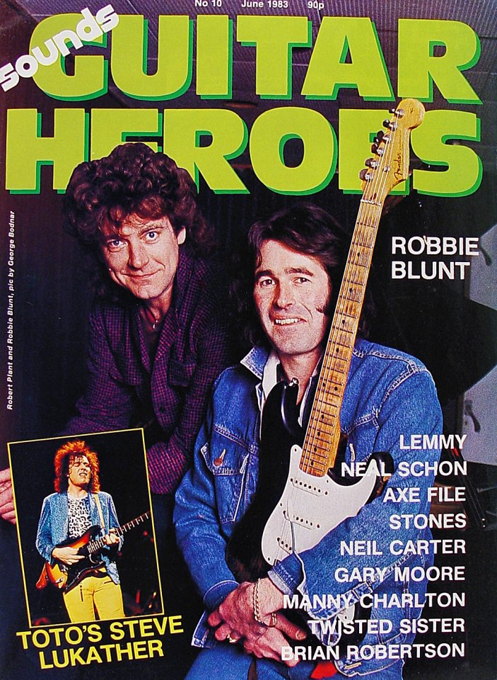 Guitar Heroes No. 10