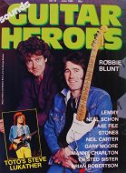 Guitar Heroes No. 10 Magazine