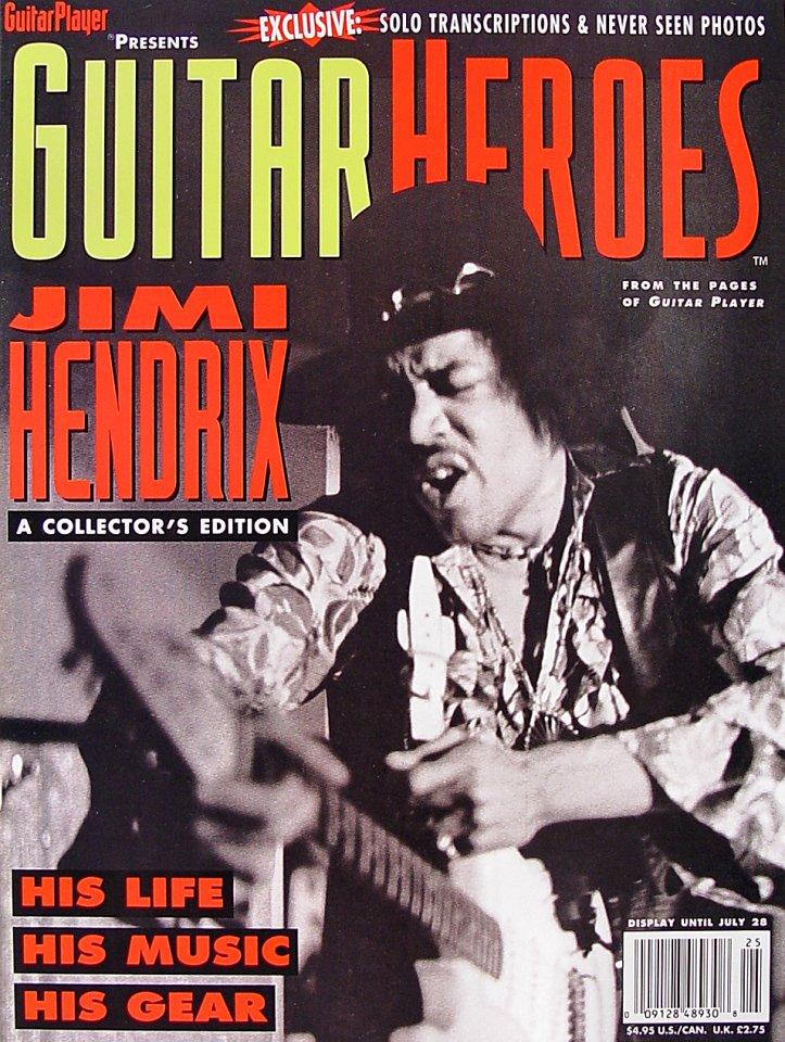 Guitar Heroes Vol. 1 No. 1