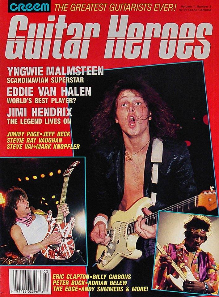 Guitar Heroes Vol. 1 No. 3
