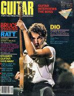 Guitar Magazine December 1984 Magazine