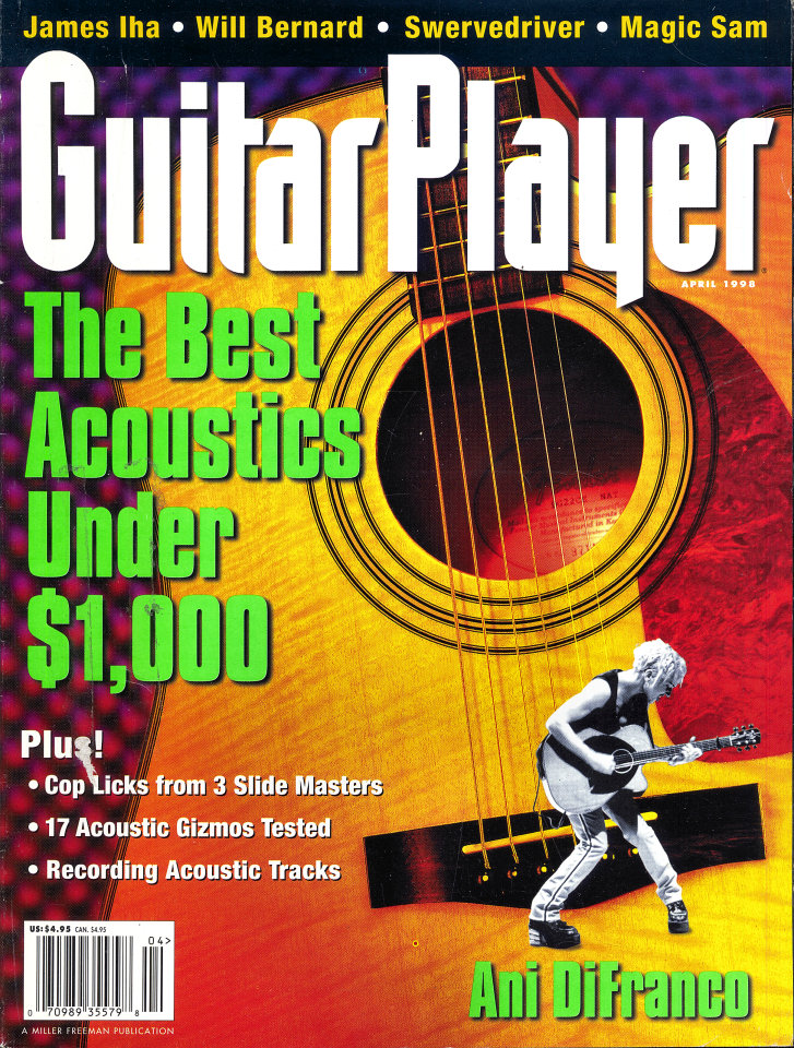 Guitar Player  Apr 1,1998