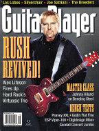 Guitar Player  Aug 1,2002 Magazine