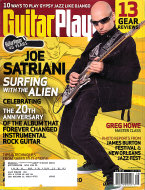 Guitar Player  Aug 1,2007 Magazine