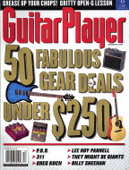 Guitar Player  Dec 1,2001 Magazine