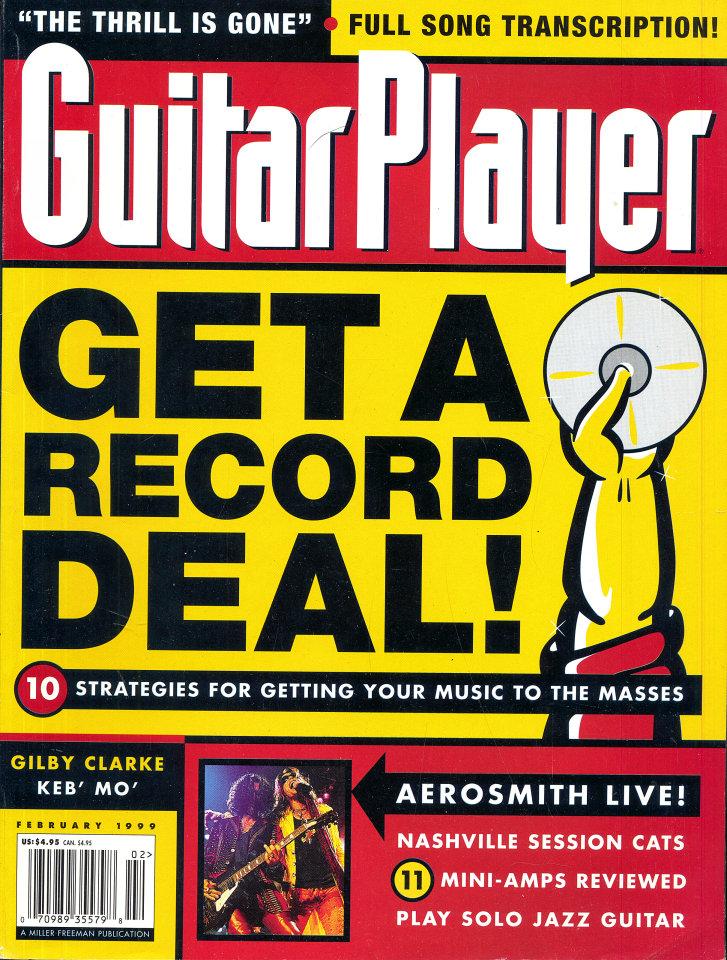Guitar Player  Feb 1,1999