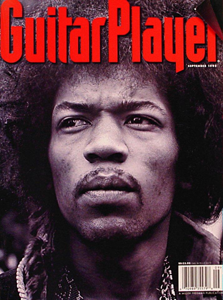 Guitar Player Issue 309 Magazine