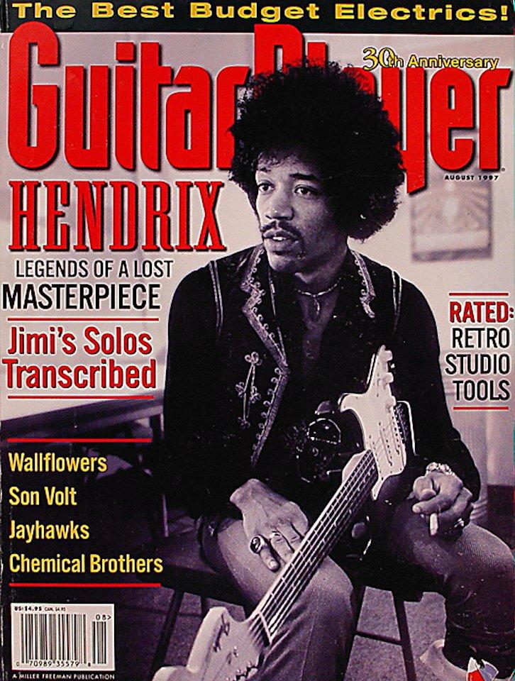 Guitar Player Issue 331 Magazine