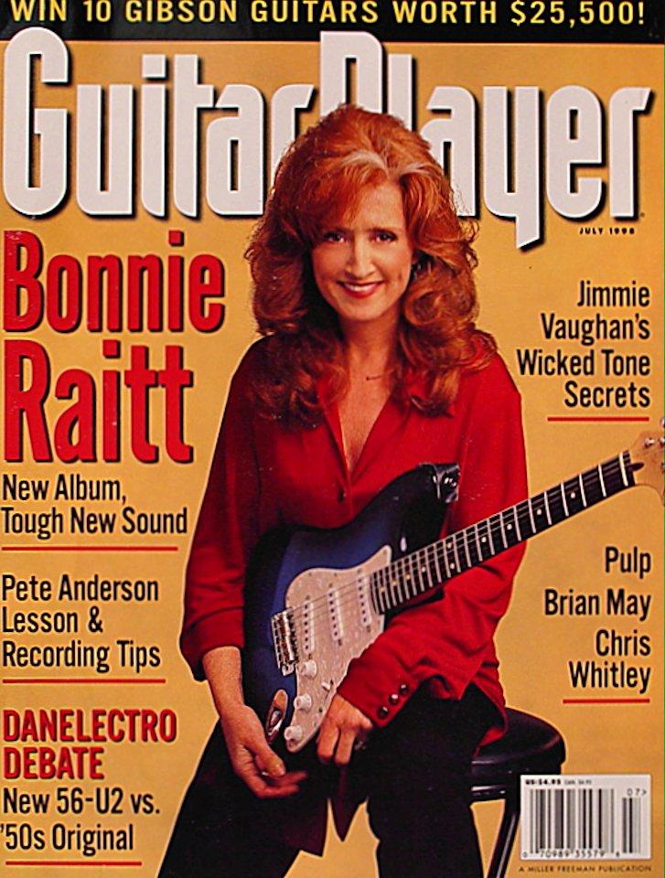 Guitar Player Issue 343 Magazine