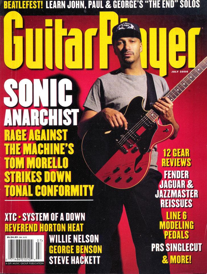 Guitar Player  Jul 1,2000