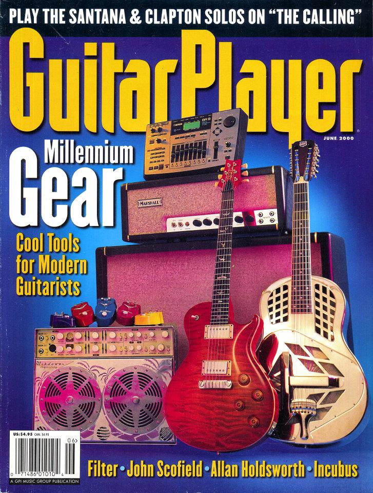 Guitar Player  Jun 1,2000