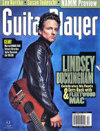 Guitar Player Magazine April 2003 Magazine