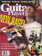 Guitar Player Magazine August 1991 Magazine