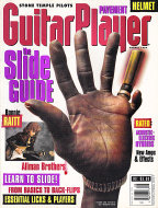 Guitar Player Magazine August 1994 Magazine