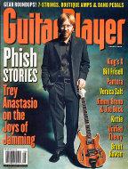 Guitar Player Magazine August 2000 Magazine
