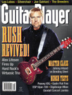 Guitar Player Magazine August 2002 Magazine
