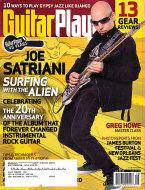Guitar Player Magazine August 2007 Magazine