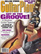 Guitar Player Magazine February 1996 Magazine
